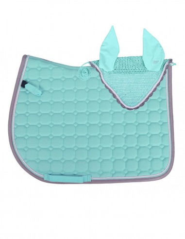 QHP Florence Ice Green Pony Set