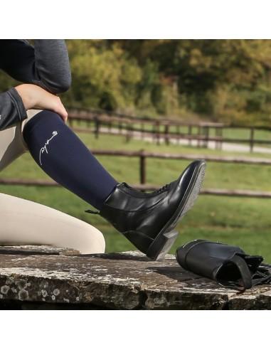Dyon Thin Equestrian Socks