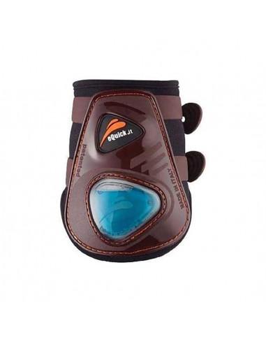 eQuick eShock Fluid Gel Rear Boots
