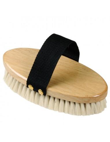 Glamour Small Wood Brush Soft Bristles