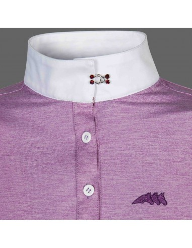 EQUILINE ALEXA COMPETITION POLO SHIRT