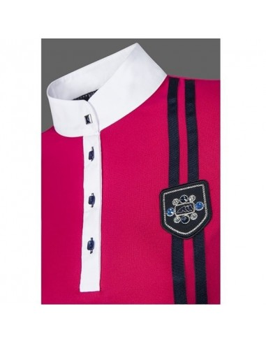 EQUILINE JAFFA COMPETITION POLO SHIRT