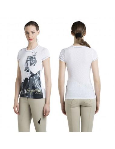 Camiseta Equiline Ronda