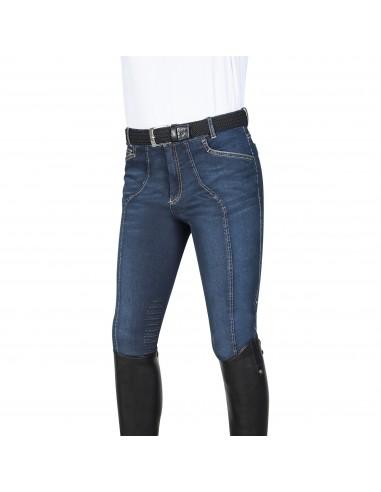 Pantalón de Equitación Equiline Lord Kgrip