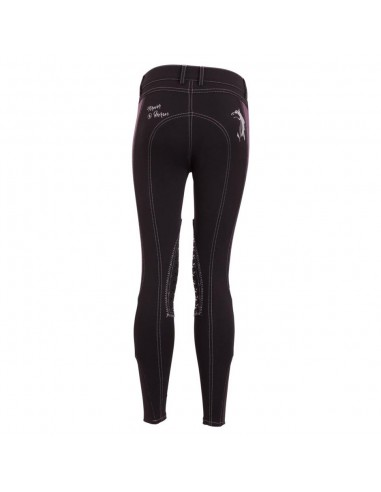 BR MOON JUNIOR HORSE RIDING BREECHES
