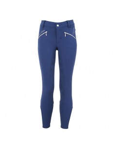 PANTALON DE EQUITACION PEAR CON SILICON FULL GRIP