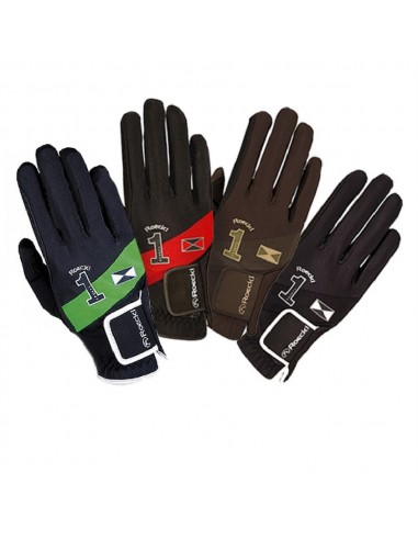 ROECKL Nº1 HORSE RIDING GLOVES