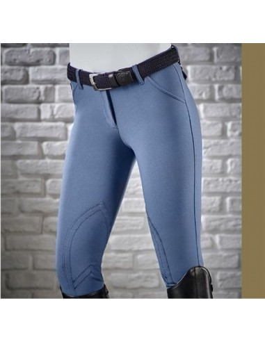 Pantalón de Equitación Equiline Boston KGrip Mujer