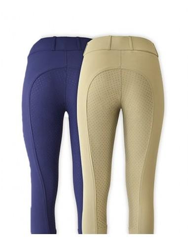 Pantalón de Equitación Lexhis Sara Adhesion Plus Mujer