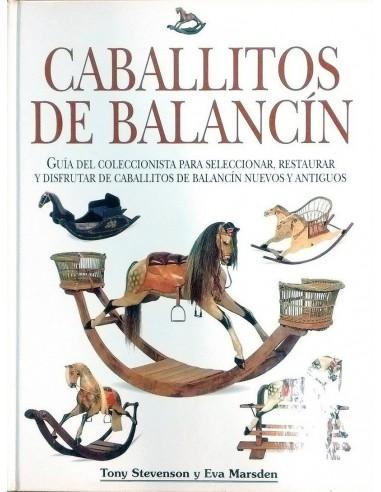 BOOK-CABALLITOS DE BALANCIN