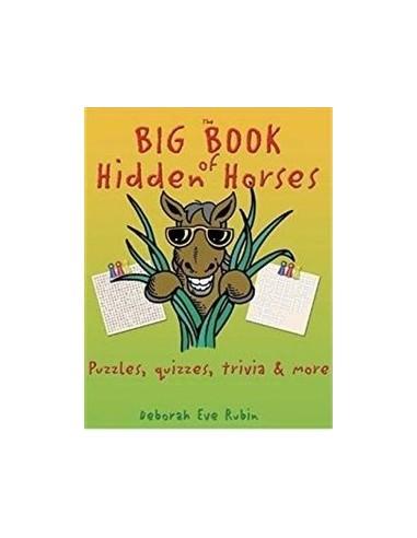 BOOK-THE BIG BOOK OF HIDDEN HORSES