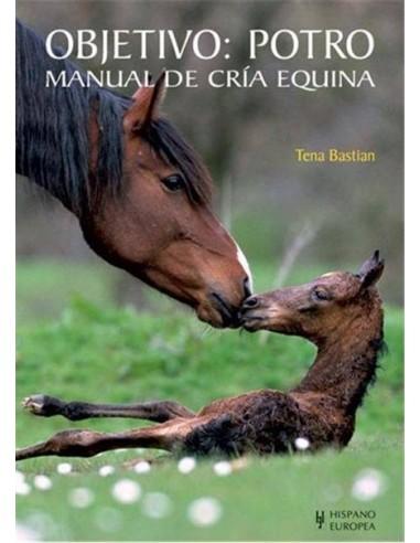 BOOK-OBJETIVO POTRO - MANUAL DE CRÍA EQUINA