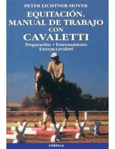 BOOK-EQUITACION - MANUAL DE TRABAJO CON CAVALETTI