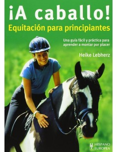 BOOK-HORSE RIDING FOR BEGINNERS