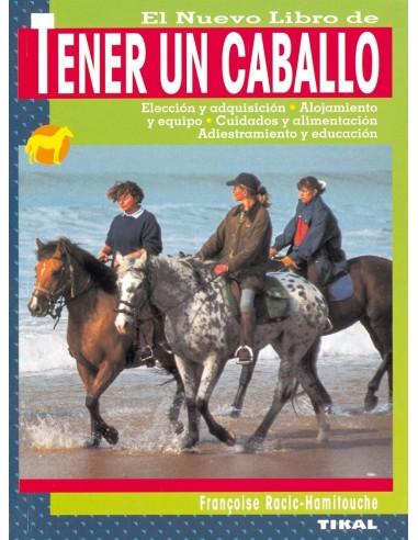 BOOK-EL NUEVO LIBRO DE TENER UN CABALLO