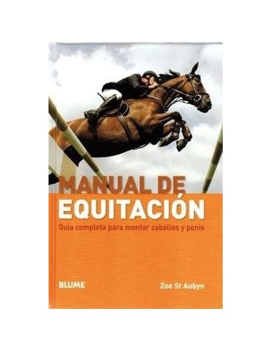 BOOK-MANUAL DE EQUITACION - GUIA...