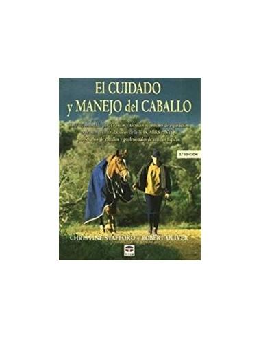BOOK-EL CUIDADO Y EL MANEJO DEL CABALLO