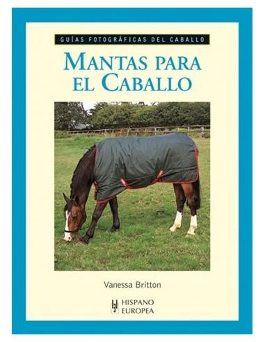 BOOK-MANTAS PARA EL CABALLO - GUIAS ECUESTRES ILUSTRADAS