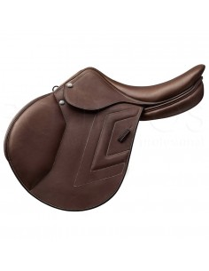 JUMPING SADDLE MEDIUM DEEP RENAISSANCE DOUBLEE