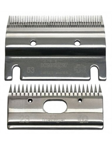 BLADES OF SUPER THIN SHEARING HEINIGER (2 UNITS)