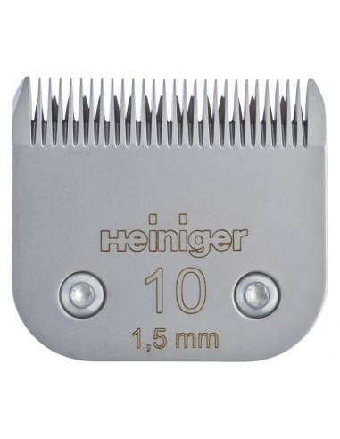 Cuchilla Heiniger Saphir 10 de 1,5mm