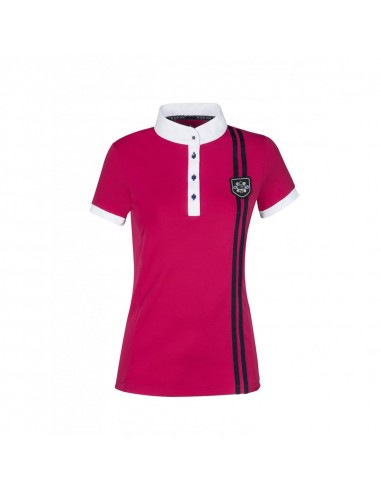 EQUILINE JAMILA COMPETITION POLO SHIRT