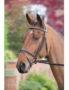 SNAFFLE BRIDLE ROSSANO JUMP (WITH REINS)