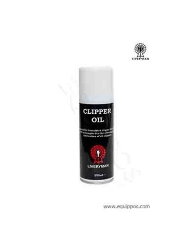 CLIPPER OIL IN SPRAY LIVERYMAN