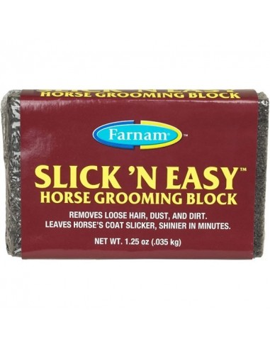 EXFOLIATING STONE FOR HORSES SLICK EASY