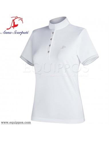 ANNA SCARPATI FRIDA W17 COMPETITION POLO SHIRT