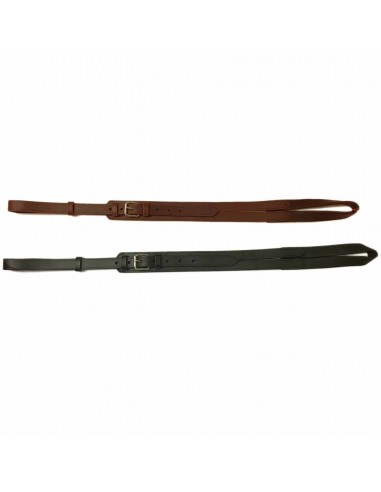 LEATHER CRUPPER WITH BUCKLE ECONOMIC