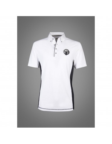 EQUILINE ZAC JUNIOR COMPETITION POLO SHIRT