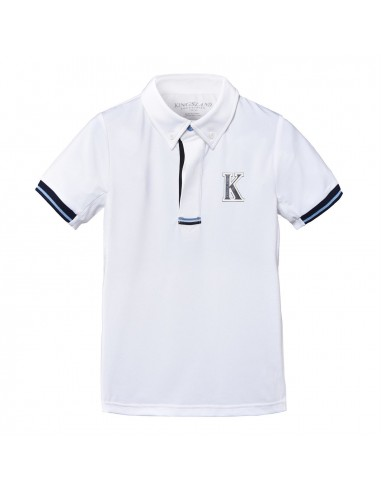 KINGSLAND CAMEDONE SS17 HORSE RIDING POLO SHIRT
