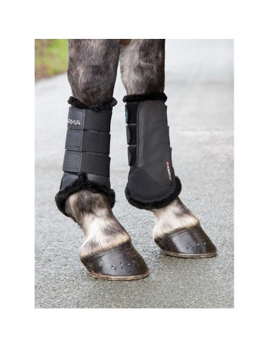 TENDON BOOTS ARMA WITH SHEEPSKIN