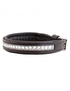 LEATHER DOG COLLAR SD DESIGN