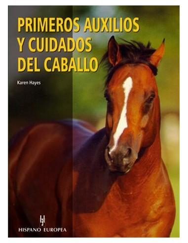 BOOK-PRIMEROS AUXILIOS Y CUIDADOS DEL CABALLO