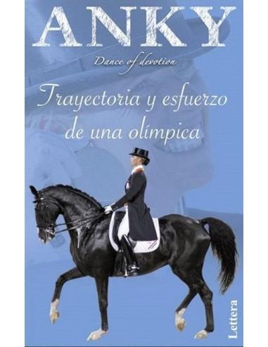 BOOK-ANKY TRAYECTORIA Y ESFUERZO DE UNA OLIMPICA
