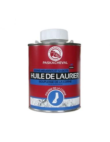 Aceite para Cascos de Laurel con Pincel Paskacheval 500 ml