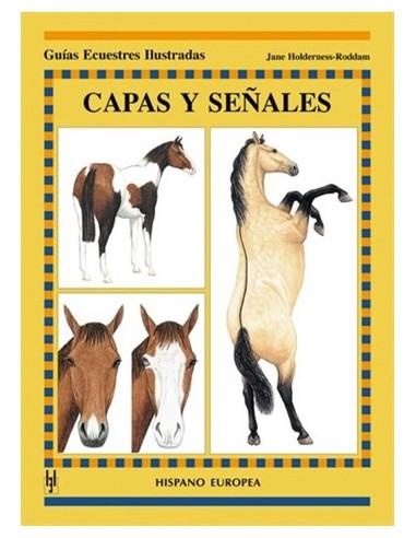 BOOK-CAPAS Y SEÑALES - GUIAS ECUESTRES ILUSTRADAS