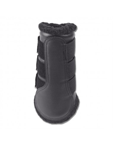 FRONT BOOTS DRESSAGE WITH SHEEPSKIN