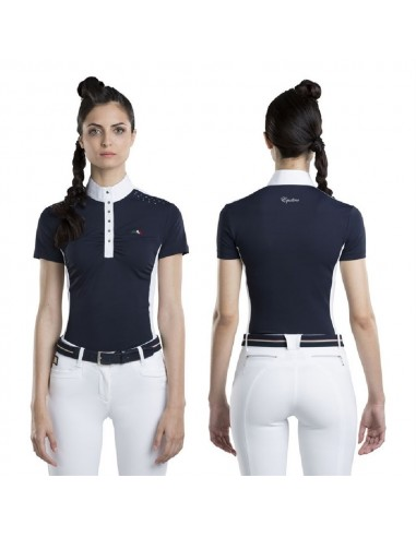 EQUILINE NICOLE COMPETITION POLO SHIRT