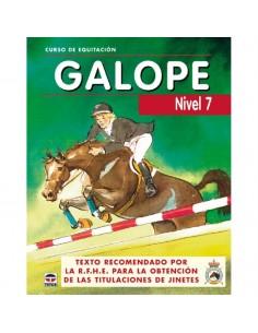CURSO EQUITACION. GALOPE Nº 7
