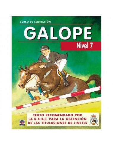 BOOK-CURSO EQUITACION GALOPE NIVEL 7