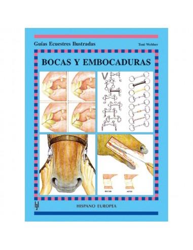 BOOK-BOCAS Y EMBOCADURAS - GUIAS ECUESTRES ILUSTRADAS