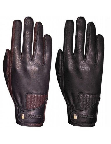 ROECKL GOAT NAPPA LEATHER RIDING GLOVES
