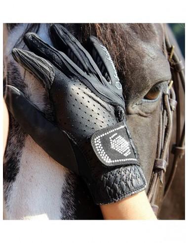 Guantes de Equitación Samshield V-Skin Swaroski