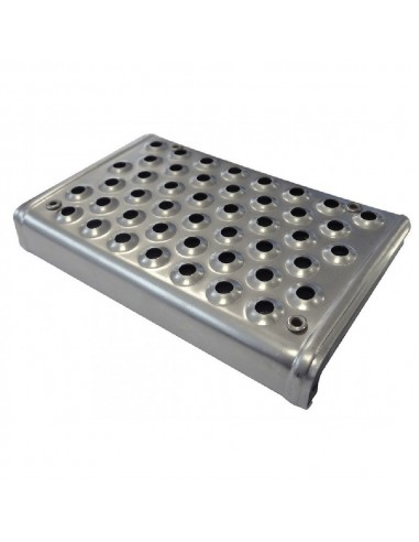 Taco de Recambio de Aluminio Antideslizante para Estribos