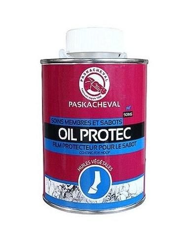 PROTECTIVE VEGETABLE OIL FOR HOOVES PASKACHEVAL