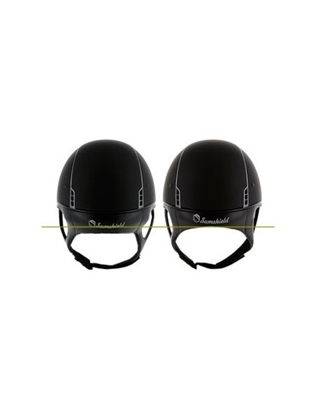 Samshield Shadowmatt Dressage Helmet