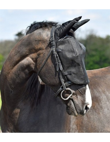 MASK ANTI FLIES FOR WORK BRIDLES...